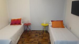 Balkony 92 - 4 Bedroom Apartment, Apartmány  Sao Paulo - big - 12