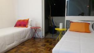 Balkony 92 - 4 Bedroom Apartment, Apartmány  Sao Paulo - big - 16