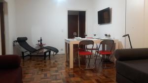 Balkony 92 - 4 Bedroom Apartment, Apartmány  Sao Paulo - big - 23