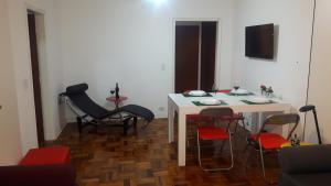 Balkony 92 - 4 Bedroom Apartment, Apartmány  Sao Paulo - big - 24