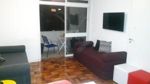 Balkony 92 - 4 Bedroom Apartment, Apartmány  Sao Paulo - big - 26