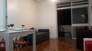 Balkony 92 - 4 Bedroom Apartment, Apartmány  Sao Paulo - big - 29