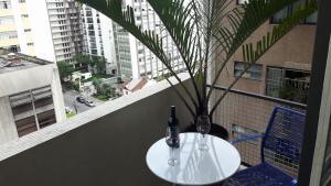 Balkony 92 - 4 Bedroom Apartment, Apartmány  Sao Paulo - big - 58