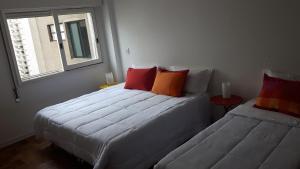 Balkony 92 - 4 Bedroom Apartment, Apartmány  Sao Paulo - big - 62