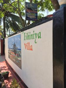 Lihiniya Villa