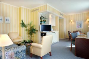 Hotel Le Châtelain, Hotely  Brusel - big - 24