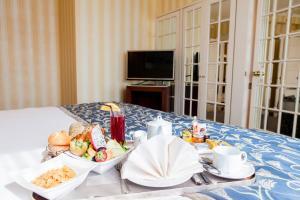 Hotel Le Châtelain, Hotely  Brusel - big - 25