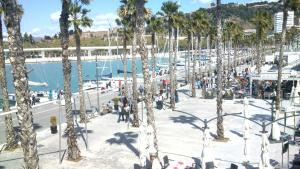 Rentcostadelsol Malagueta-Arenal, Appartamenti  Málaga - big - 18