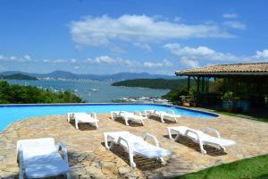 Pousada Baia Encantada, Guest houses  Porto Belo - big - 34