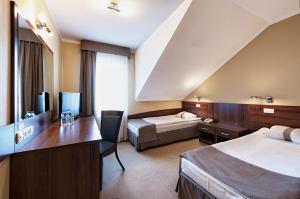 Hotel Piaskowy, Szállodák  Pszczyna - big - 8