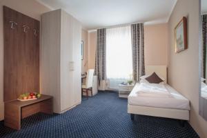 Hotel Rappensberger, Hotely  Ingolstadt - big - 25