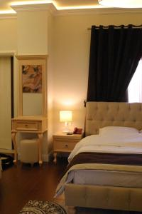 Hotel Vila Alfa, Hotel  Korçë - big - 22
