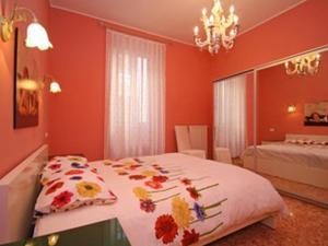 Frattina De Luxe, Prázdninové domy  Řím - big - 44