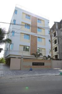 Luxurious Duplex Apartment, Banjara Hills, Appartamenti  Hyderabad - big - 9