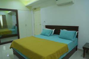 Luxurious Duplex Apartment, Banjara Hills, Appartamenti  Hyderabad - big - 2