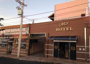 M and S Hotel