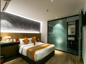 OYO 292 Stella Hotel, Szállodák  Johor Bahru - big - 15