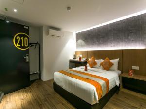 OYO 292 Stella Hotel, Szállodák  Johor Bahru - big - 18