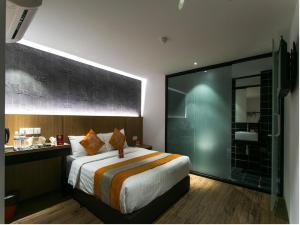 OYO 292 Stella Hotel, Szállodák  Johor Bahru - big - 20
