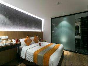 OYO 292 Stella Hotel, Szállodák  Johor Bahru - big - 21