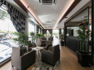 OYO 292 Stella Hotel, Szállodák  Johor Bahru - big - 7