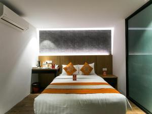 OYO 292 Stella Hotel, Szállodák  Johor Bahru - big - 25