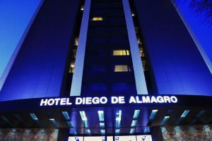 Сантьяго - Hotel Diego de Almagro Providencia