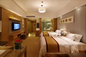 Sovereign Hotel Zhanjiang, Üdülőközpontok  Csancsiang - big - 4