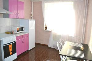 Apartment at Olomoutskaya 18, Apartmanok  Volzsszkij - big - 11