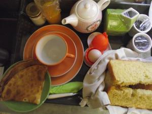 Chez Christy, Bed & Breakfasts  Voussac - big - 62