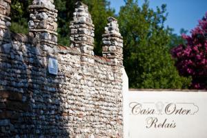 Relais Casa Orter, Country houses  Risano - big - 63