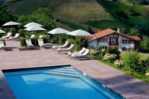 Auberge Ostapé - Hotel - Bidarray