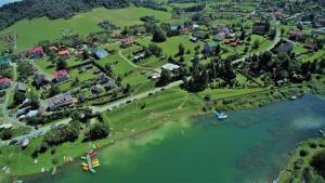 Domki nad Jeziorem Solinskim