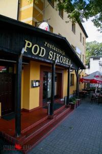 Penzión Restauracja i Noclegi Pod Sikorką Kobior Poľsko