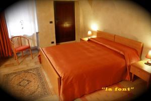 Hotel Ristorante La Font, Hotely  Castelmagno - big - 9