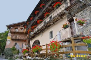 Hotel Ristorante La Font, Hotely  Castelmagno - big - 34