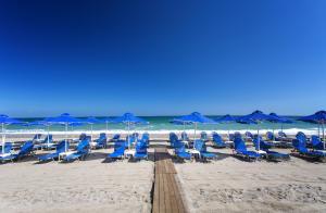 Marinos Beach Hotel-Apartments, Residence  Platanes - big - 29