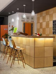 Etude Hotel, Hotely  Ľvov - big - 62