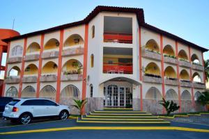 Hotel Brisa dos Abrolhos, Hotel  Alcobaça - big - 10