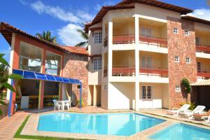 Hotel Brisa dos Abrolhos, Hotel  Alcobaça - big - 7