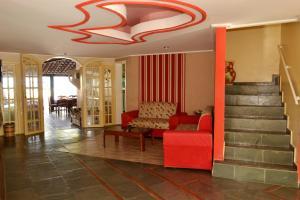 Hotel Brisa dos Abrolhos, Hotel  Alcobaça - big - 9