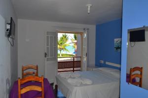 Hotel Brisa dos Abrolhos, Hotel  Alcobaça - big - 4