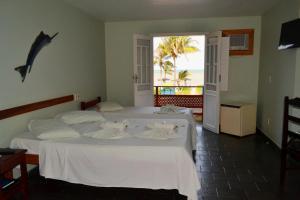 Hotel Brisa dos Abrolhos, Hotel  Alcobaça - big - 3