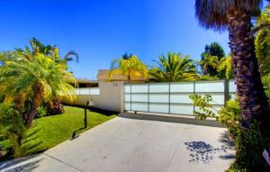 1099 - Beverly Hills Modern Compound, Vily  Los Angeles - big - 22