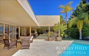 1099 - Beverly Hills Modern Compound, Vily  Los Angeles - big - 38