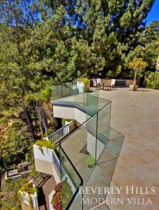 1099 - Beverly Hills Modern Compound, Vily  Los Angeles - big - 37