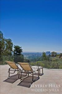 1099 - Beverly Hills Modern Compound, Vily  Los Angeles - big - 36