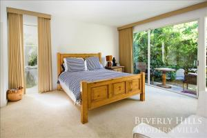 1099 - Beverly Hills Modern Compound, Vily  Los Angeles - big - 28