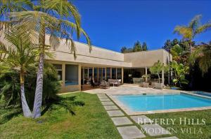 1100 - Beverly Hills Modern Villa, Villen  Los Angeles - big - 1
