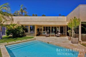 1100 - Beverly Hills Modern Villa, Villen  Los Angeles - big - 23